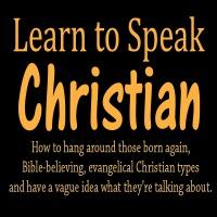PODCAST Learn to Speak Christian Logo
