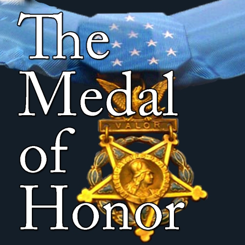 PODCAST The Medal of Honor LOGO